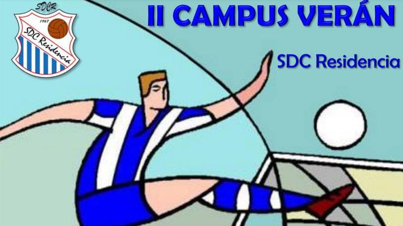 II Campus de Verán da SDC Residencia