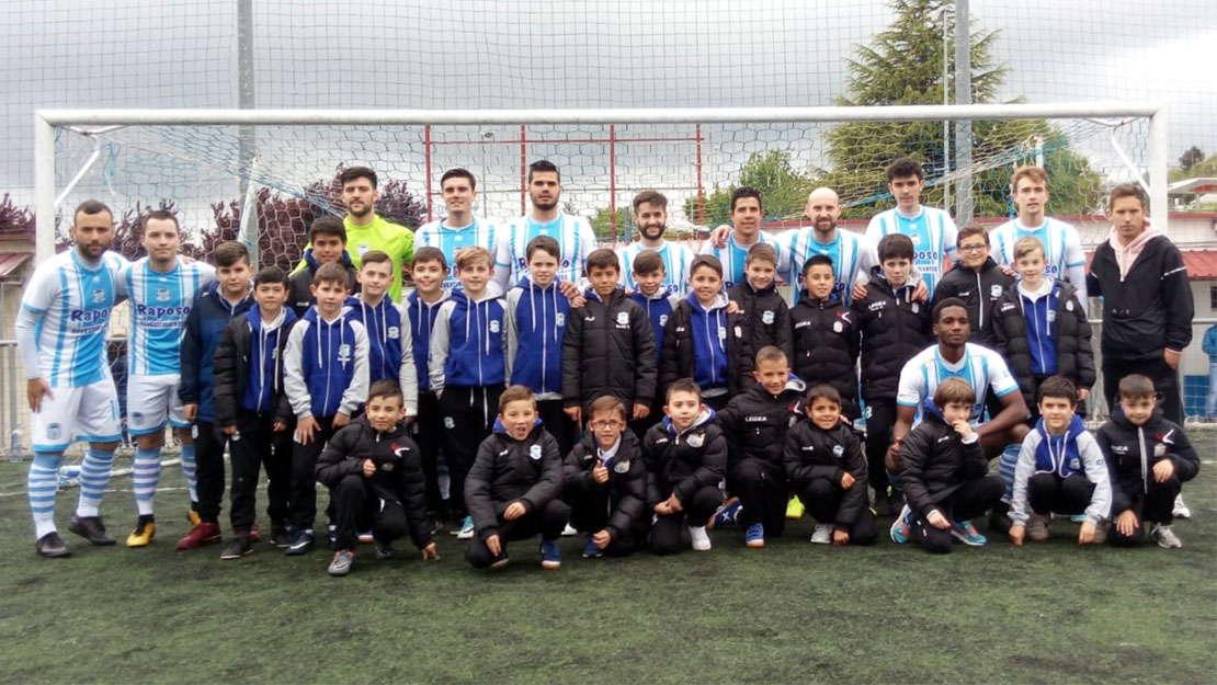 Ascensos á Liga Galega
