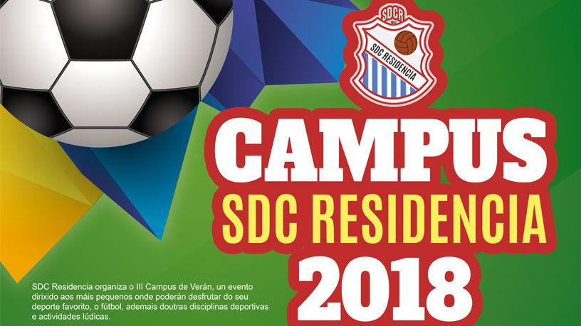 III Campus de Verán da SDC Residencia