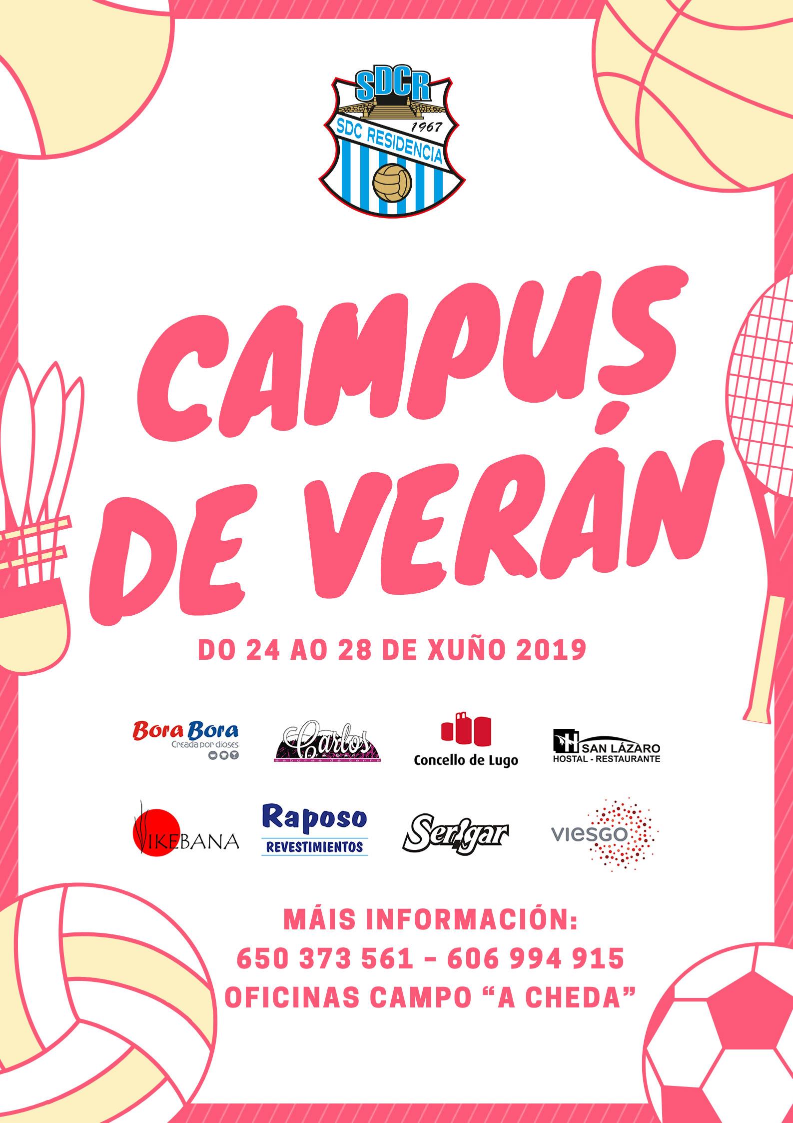 Campus SDC Residencia 2019